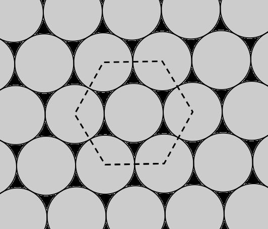 六边形平面图形